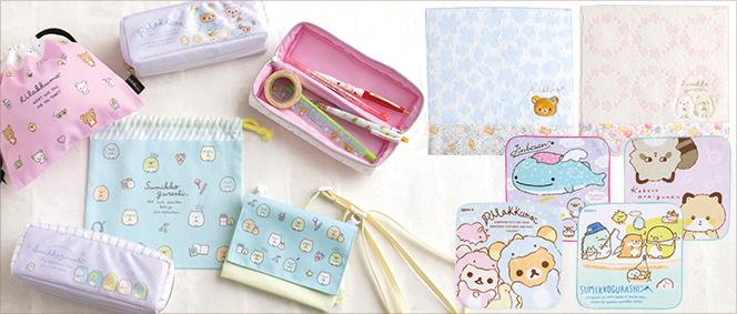 タオル/キャラミックス縫製品