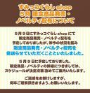 【すみっコぐらしshop】5月 限定商品発売・ノベルティ配布について